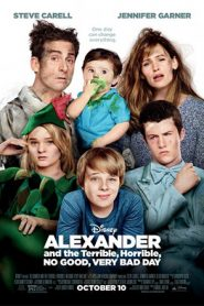 Alexander and the Terrible, Horrible, No Good, Very Bad Day (2015)