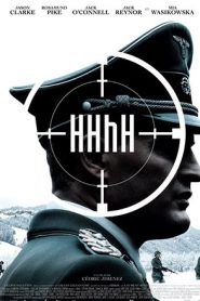 HHhH, Himmlers Hirn heisst Heydrich The Man with the Iron Heart (2017)