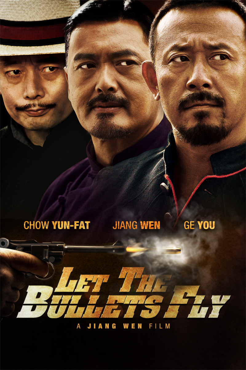 Let the Bullets Fly (2010) : คนท้าใหญ่